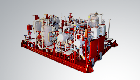 LNG FUEL GAS SUPPLY SYSTEM